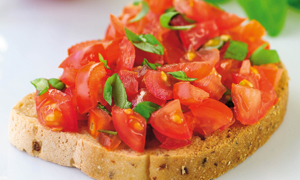 Galetos Bruschetta